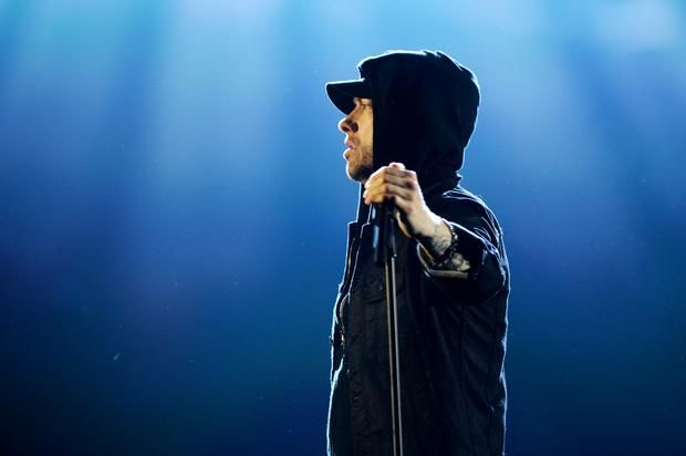 """Eminem's """"Revival"""" First Week Sales Projections: Report"""