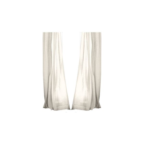 Pinstripe Sheer Belgian Linen Drapery ❤ liked on Polyvore featuring home, home decor, window treatments, curtains, linen window treatments, sheer draperies, pinstripe curtains, lightweight curtains and linen drapery