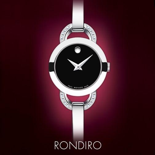 Ladies Movado quartz watch, $995 #ZekesWishList