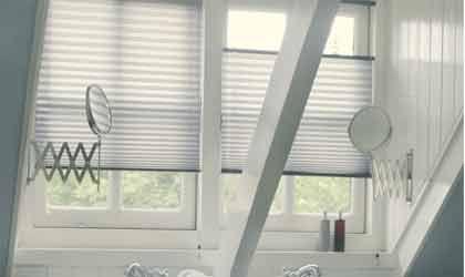 Luxaflex vtwonen plisse - Luxaflex vtwonen - Luxaflex Raambekleding - Wagenmans Wonen