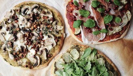 Hjemmelavet pizzadej opskrift - Se den her