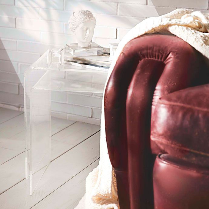 Mesa Metacrilato (Set de 2) - Muebles Auxiliares | Zara Home Perú