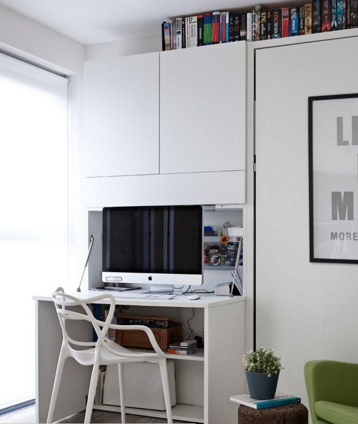 Die besten 25+ Eckschrank lösungen Ideen auf Pinterest - arbeitsplatz drucker wohnzimmer verstecken