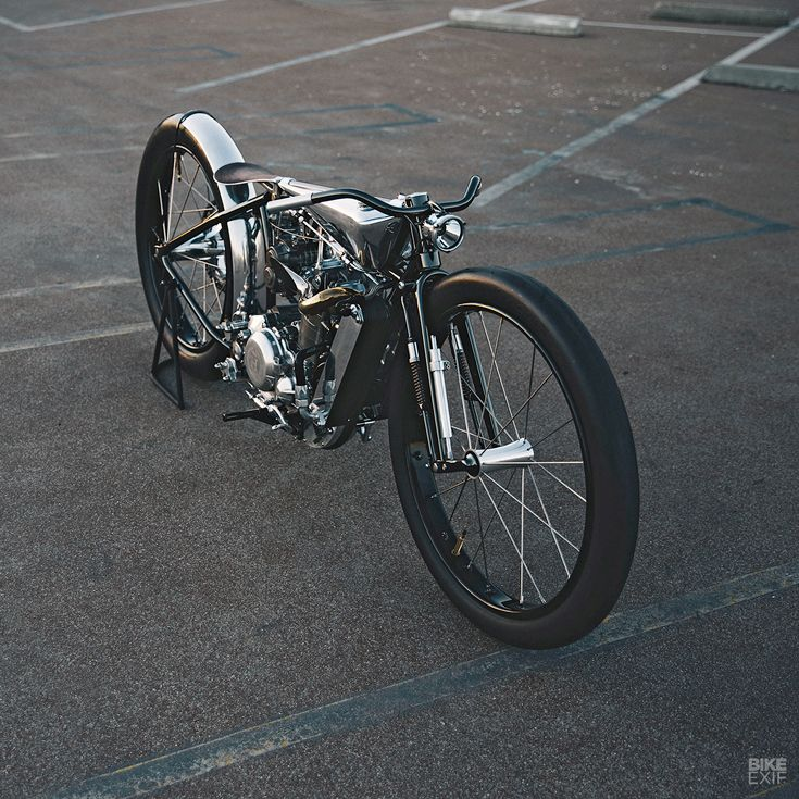 This bike is a perfect example that less is more.