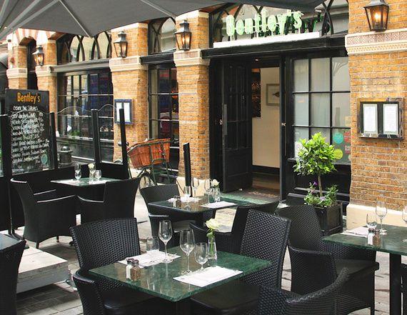 5 restaurantes de Londres donde comer bien y repetir