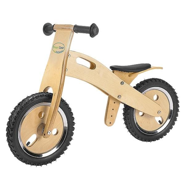 Kids Wooden Training Bike - One Step Ahead Baby