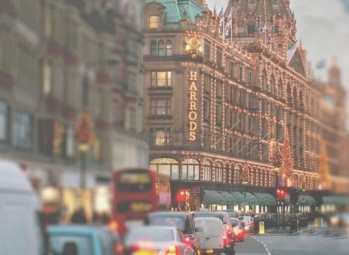 Harrods - London, England