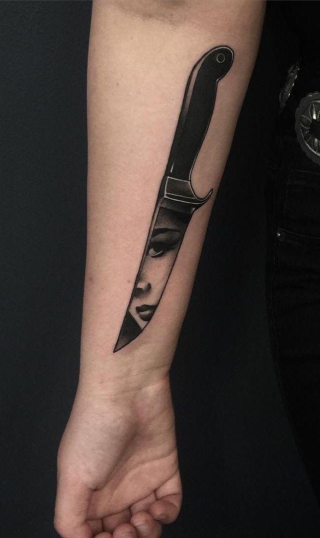 Tattoo by Pari Corbitt