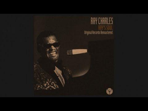 Ray Charles - I Can't Stop Loving You (1957) mejor conocido como Ray Charles, fue un cantante, saxofonistay pianista de soul, R&B y jazz, ciego desde la infancia.