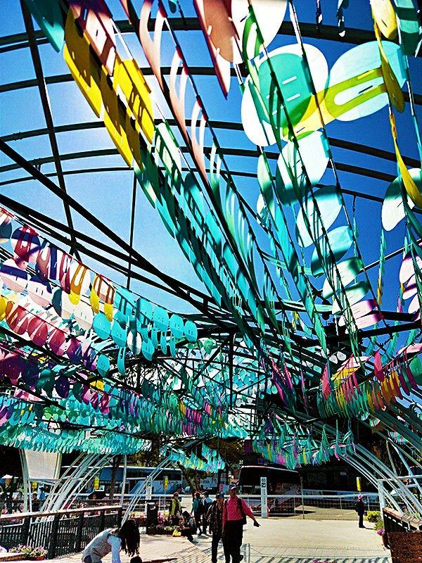 今個來到臺中花博 結合了食 衣 住 行 育 樂 展現出了臺灣之美與驕傲 傳統 工藝 創新 科技 未來 身為臺灣人真 ...
