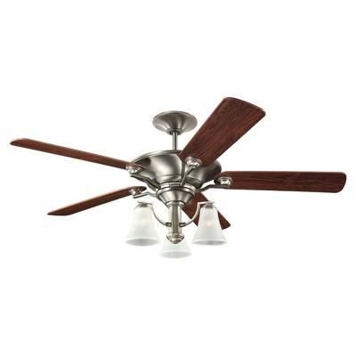 Style Of Sea Gull Lighting Somerton Ceiling Fan Bring home inspired classic style with the Sea Gull Lighting Somerton Ceiling Fan This ceiling fan es in your Photos - Unique 5 light ceiling fan For Your Plan
