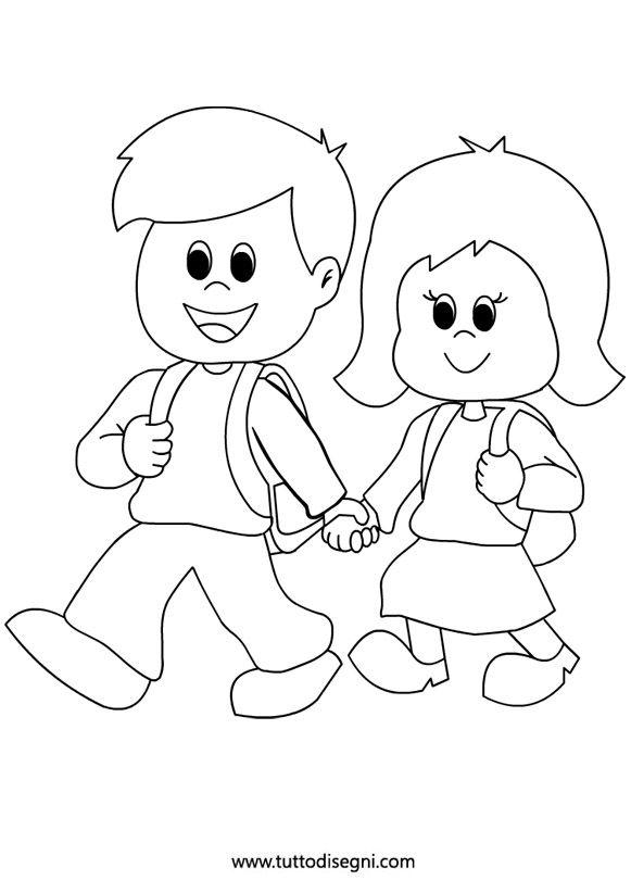 Bambini - TuttoDisegni.com
