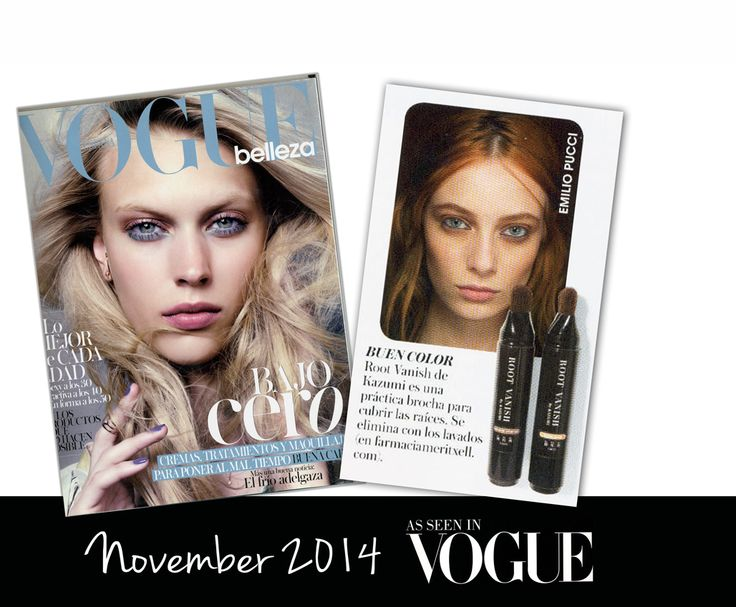 We got the Vogue!