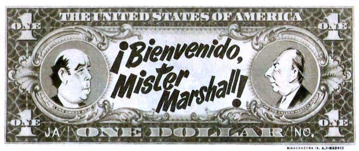 """¡Bienvenido Mister Marshall! (1953) """"Bienvenido Mister Marshall"""" de Luis García Berlanga - tt0045554"""