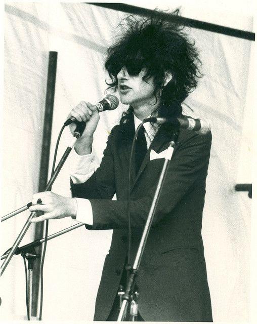 John Cooper Clarke punk rock poets