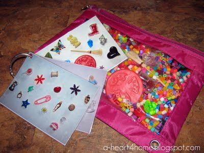 I spy game: Center Ideas, Finish Friday, Pencil Pouch, I Spy Games, Spy Bags, Ispi, Zippers Pencil, Kids Fun, Pencil Bags
