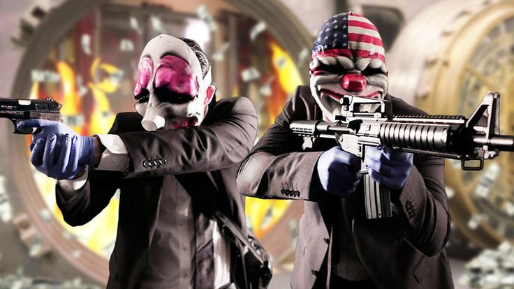 New Trailer! Check out now! PAYDAY 2 Crimewave Edition (PS4 / Xbox One)