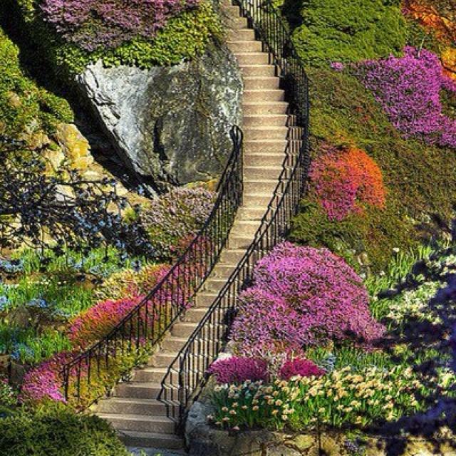 Butchart Gardens, Vancouver Island by Green Renaissance