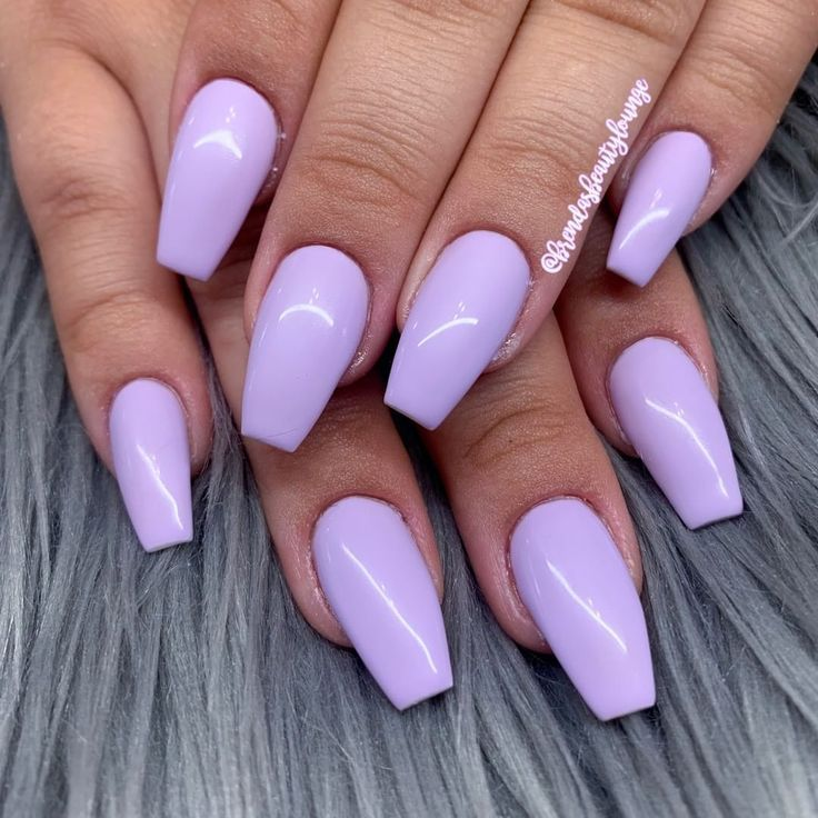Whats Better Than A Classy Purple Color For Summer Acrylic Nails P Acrylic Classy Co Summer Acrylic Nails Purple Nails Best Acrylic Nails