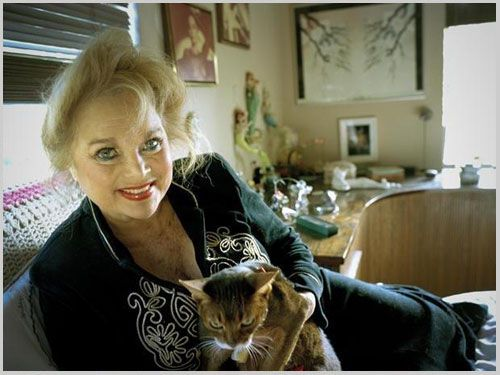 Singer Songwriter Academy Award nominee Carol Connors