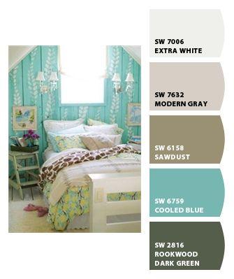 bathroom color option 3