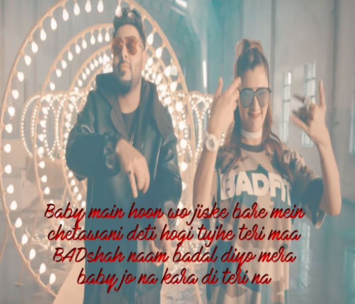 BUZZ Lyrics - Badshah, Aastha Gill (बज्ज लिरिक्स in Hindi