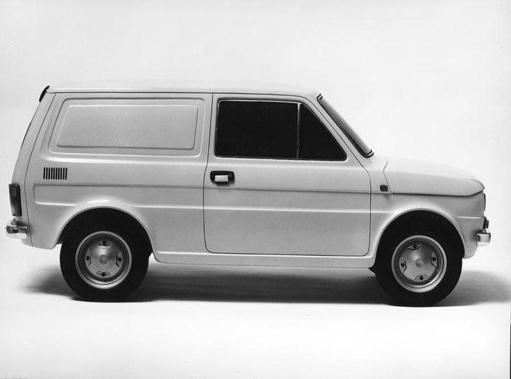 Fiat 126p Furgon