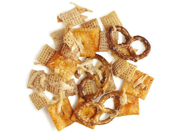 #RecipeOfTheDay: 50 After-School Snacks from #FNMagBaking Sheet, Cups Cheese, 50 After Schools, Cheesy Chex, After Schools Snacks, School Snacks, Chex Mixed, Chex Cereal, Cheese Crackers
