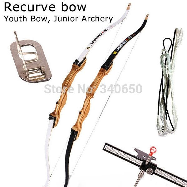 (150.00$)  Watch here  - Newest recurve Bow Hot Sale Online,Youth Compound Bow, Junior Archery, Bow and Arrow
