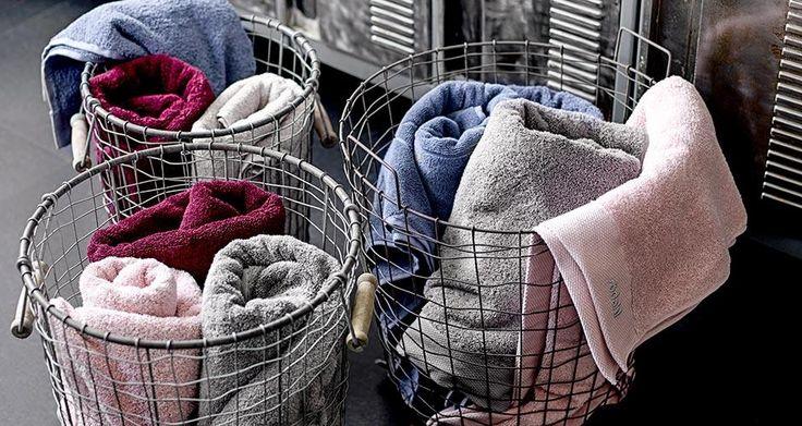Södahl towels Nordic, hometextiles