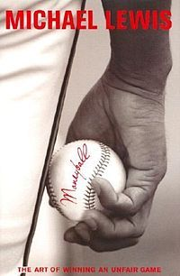 """""""Moneyball"""" by Michael Lewis."""