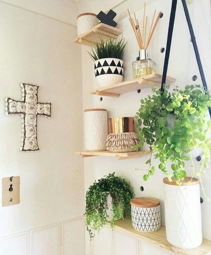 Bathroom or laundry storage