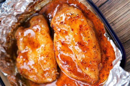 Recette très simple de poulet italien à la cassonade