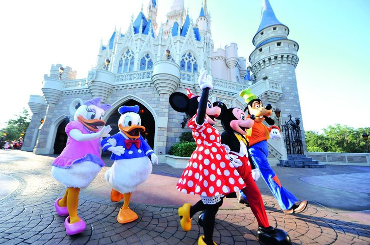 No holiday to Florida would be complete without visiting at least one of the Sunshine State's Disney parks. Located in Bay Lake and Lake Buena Vista, Walt Disney World is the ultimate family holiday destination that will provide you with wonderful memories to last a lifetime.