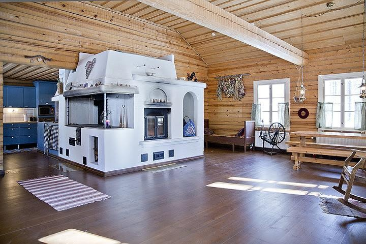 Log house for sale in Kangasniemi, Finland