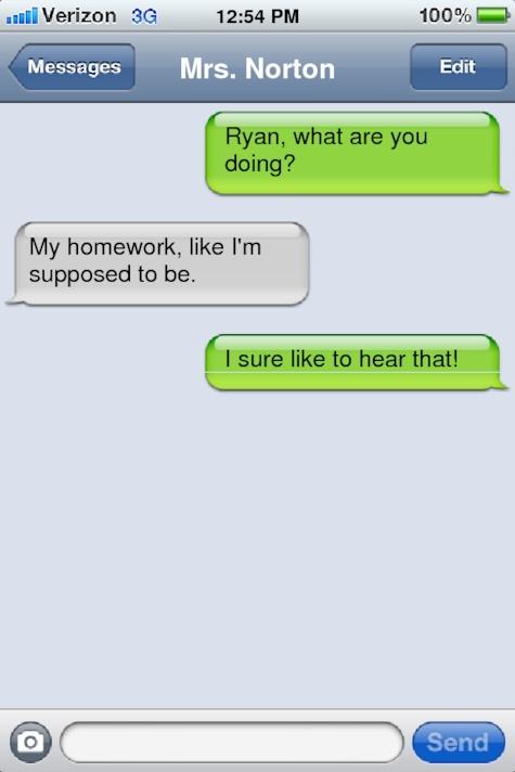 Porno Texts 76