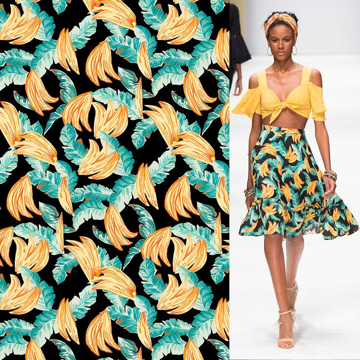 Design Print Trends: Summer Fruit -- 2020 S/S Pattern Trend Of Womenswear