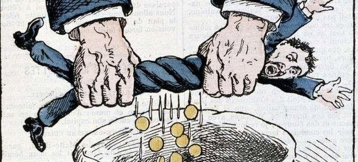 ΤΟ ΑΠΟΛΥΤΟ ΣΤΙΨΙΜΟ Εξετάζουν σενάρια έκτακτης εισφοράς και για εισοδήματα κάτω των 2.000 ευρώ