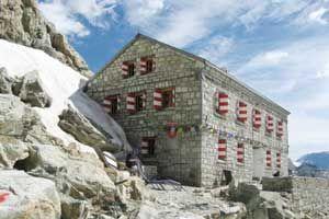 SAC Sektion Oberaargau - Rothornhütte
