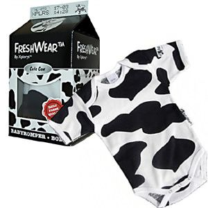 Xplorys FreshWear Cute Cow Body