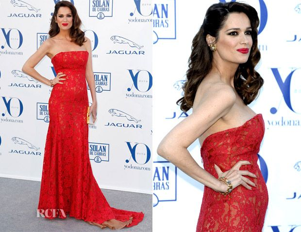 Mar Saura In Michael Kors – 'Yo Dona' International Awards 2013