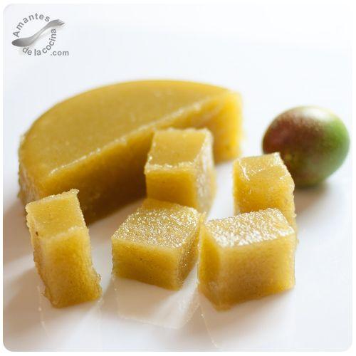 Jalea de mango verde for Cocina venezolana