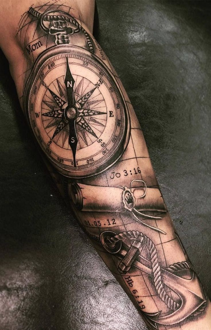 42+ Best Arm Tattoos – Meanings, Ideas and Designs for This Year – Page 15 of 42