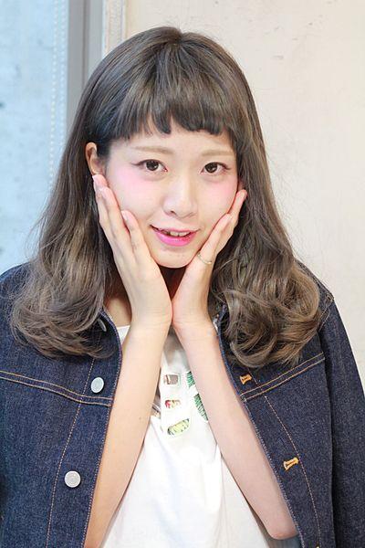 2015春♡♡♡ヘアカラーでモテる♡♡♡可愛いハイトーンヘアカタログ MERY [メリー]