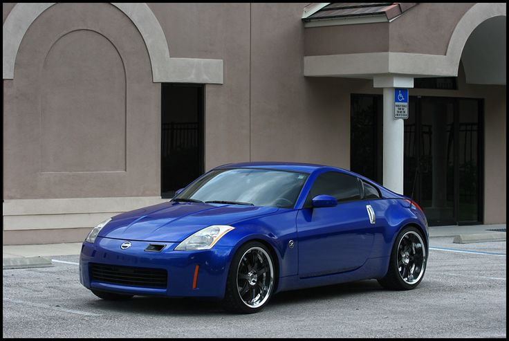350z blue - Google Search
