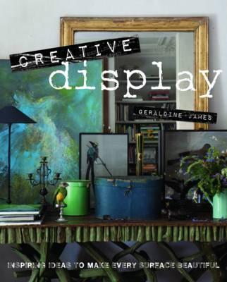 Creative Display - Geraldine James