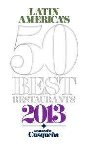 #PerúGourmand: mira aqui el ranking completo de los 50 Mejores Restaurantes de Latinoamerica.   Latin America's 50 Best Restaurants