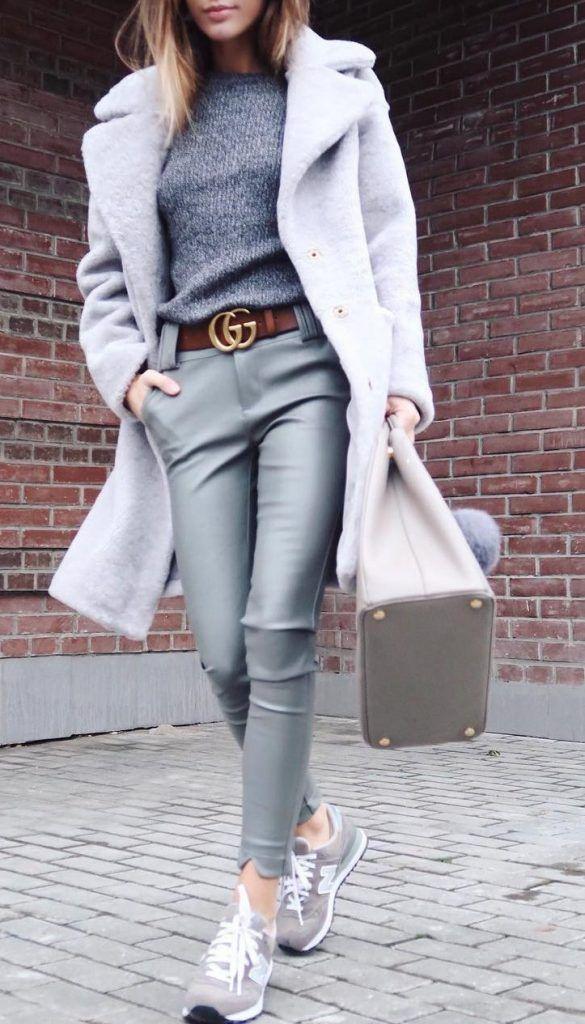 Les meilleures tendances mode de l automne hiver 2017-2018   fashion ... eaa6a30ddee