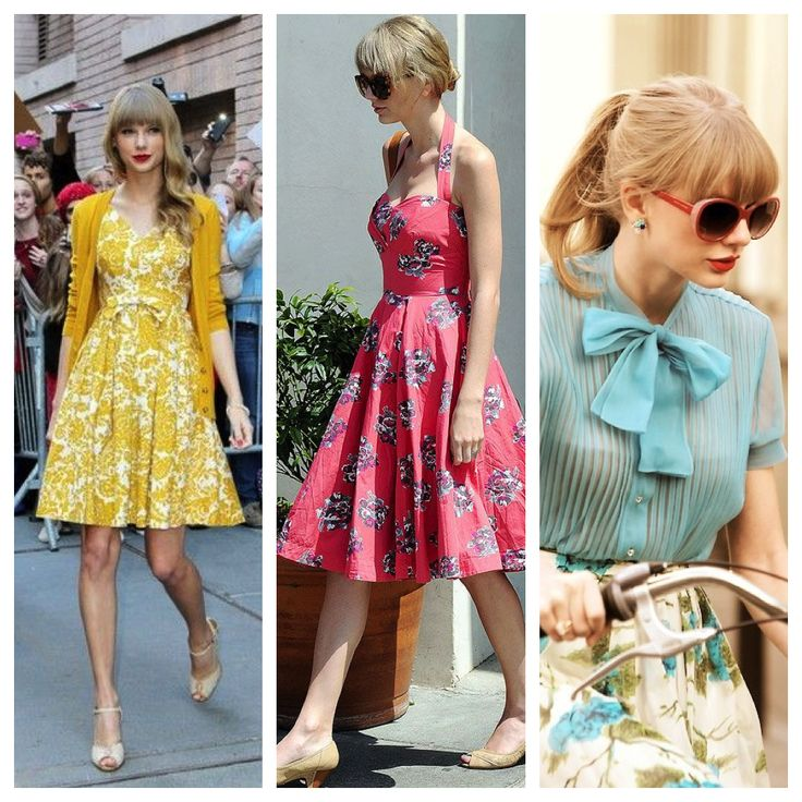Taylor Swift Style And Dresses
