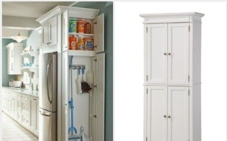Best Rated Portable Free Standing Broom Closets - Reviews